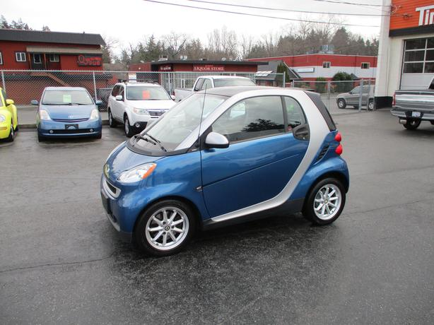 2009 SMART CAR FORTWO PASSION WITH AC
