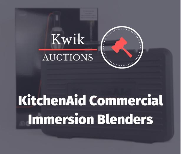 KitchenAid Commercial Immersion Blenders