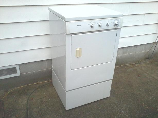 Dryer On A Box