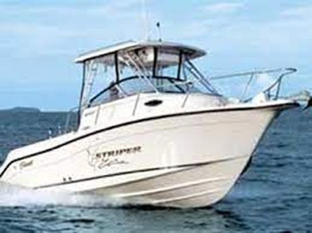 Wanted Striper 2101 outboard