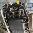 25 hp Honda outboard