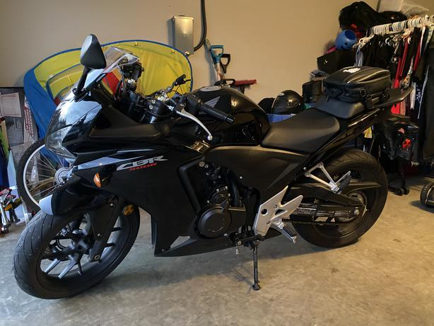 Entry level sport bike