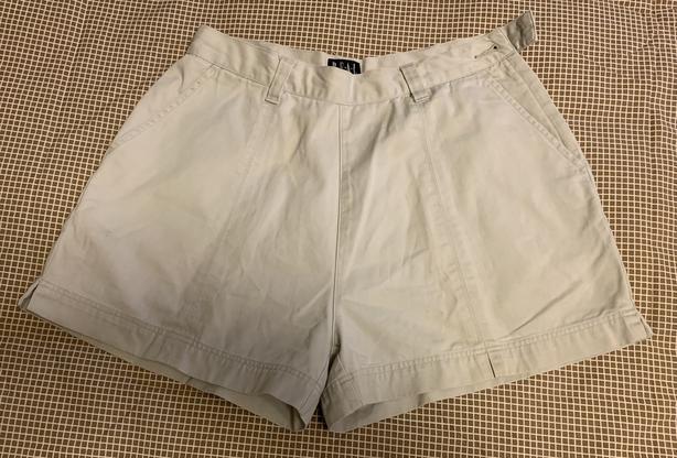 Women's Cotton Side-zip Shorts - Fit like a Size 8