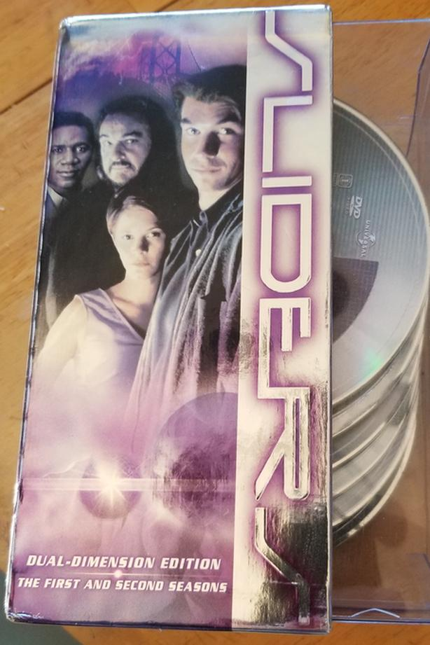 FREE: Sliders, the First and Second Season