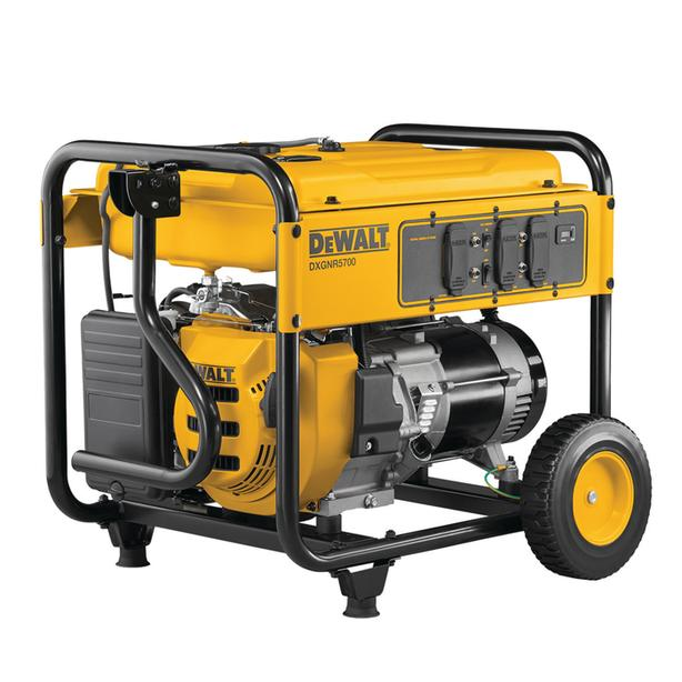 DeWalt 5700w generator