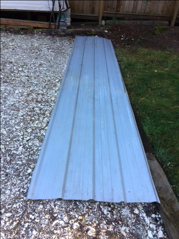Tin Roofing Sheet