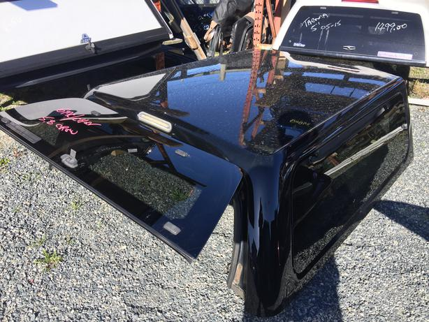 CANOPY FOR A CHEV/GMC 5.8 box