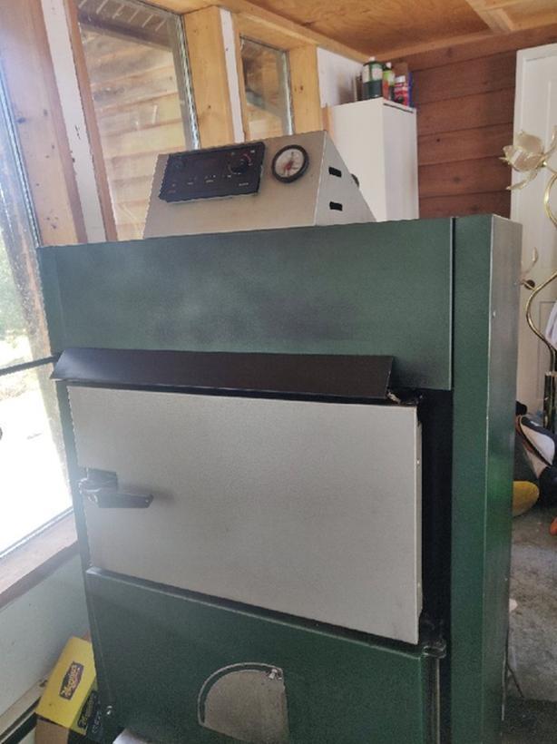wood Biomass Gasification Boiler, Next Gen 40