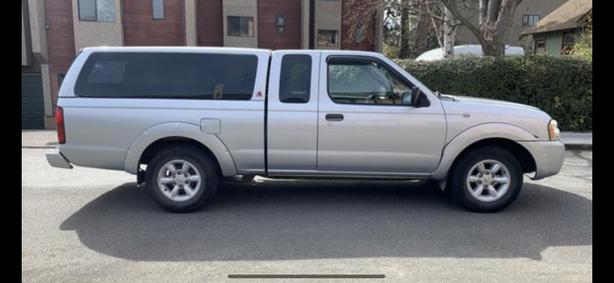 canopy-6foot off Nissan Frontier