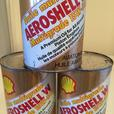 9 litres of Aeroshell W Multigrade 15W-50