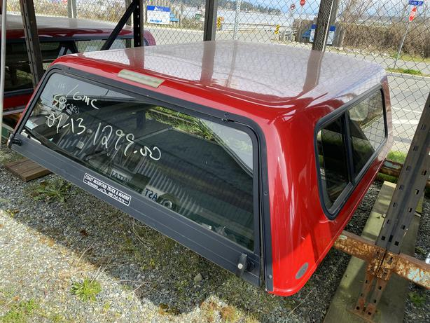Canopy for a Chev 5.8 box