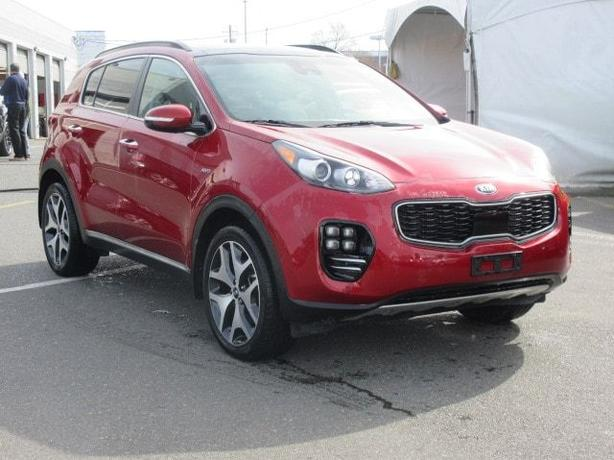 2019 Kia Sportage SX Turbo AWD - No Accidents SUV