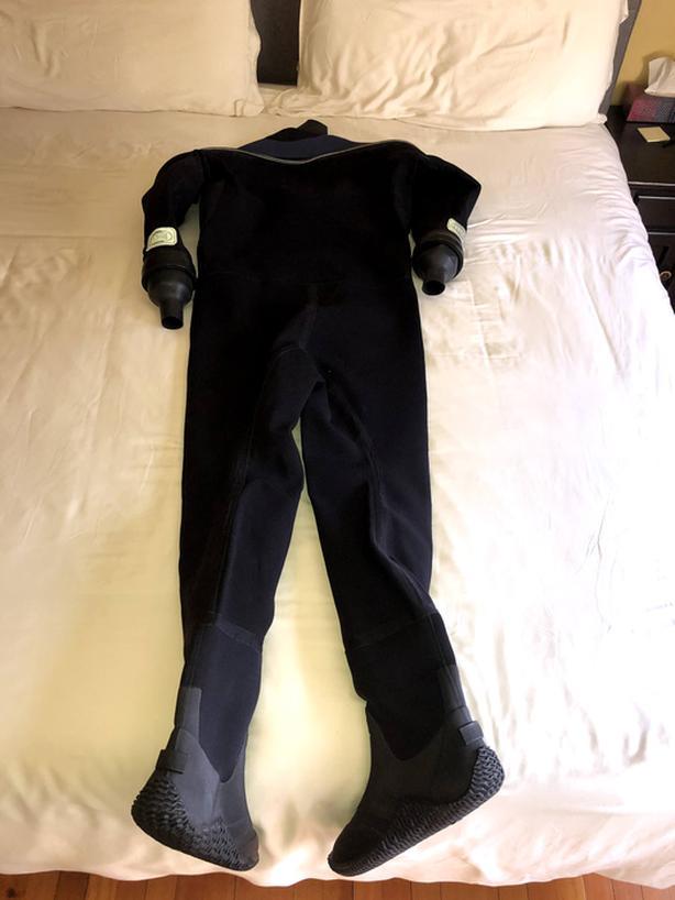 Bare XCD2 Drysuit. M/L