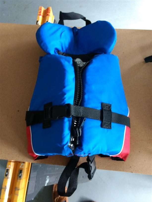 Infant sized lifejacket (PFD)