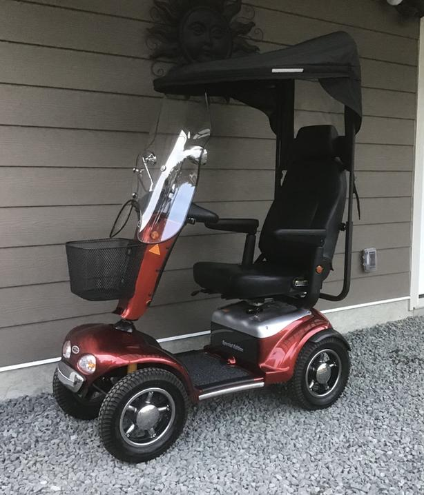 Shoprider Mobile Scooter