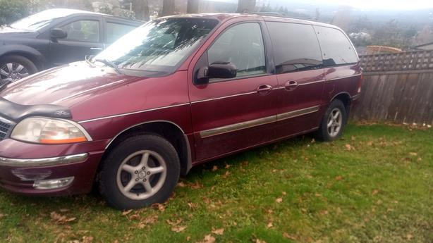 1999 Ford WINDSTAR SE for PARTS - SOUTH NANAIMO