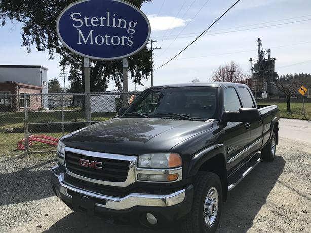2004 GMC Sierra 2500 **DIESEL**LONG BOX**4X4**