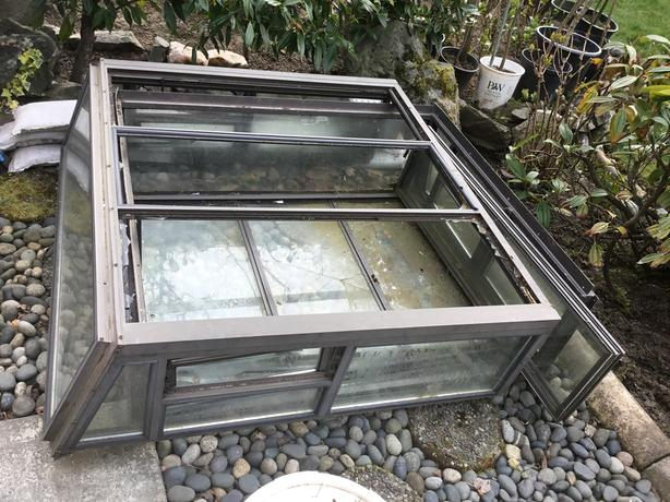 Bay window for free