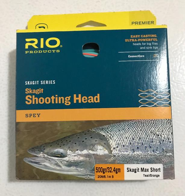 Spey Heads & Shooting Lines New from $40