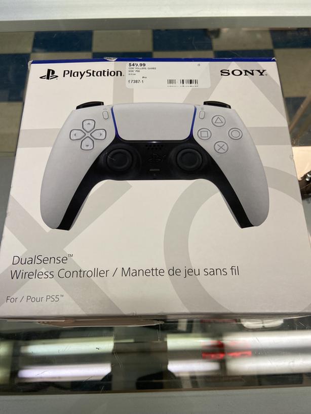 Sony PS5 controller Dual sense wireless
