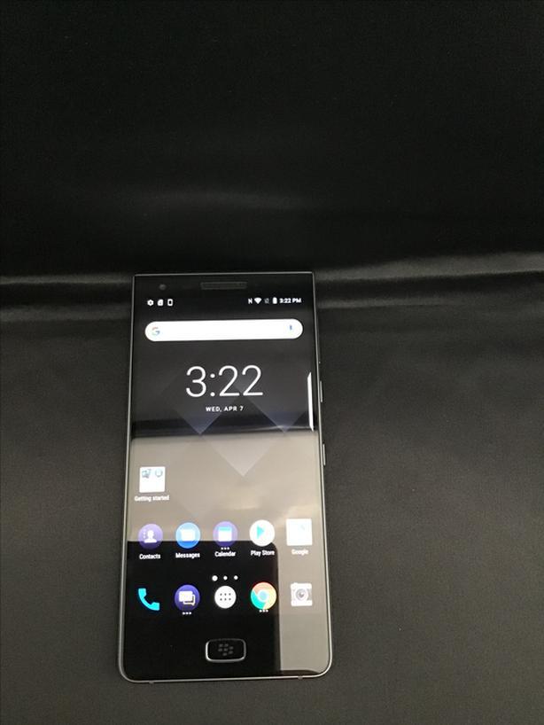 Blackberry cellphone