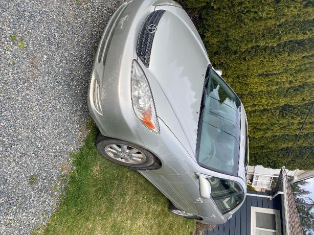 2003 Toyota Camry V6 XLE