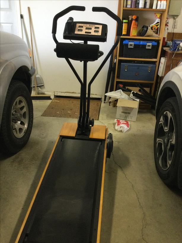 Nordic track WalkFit treadmill