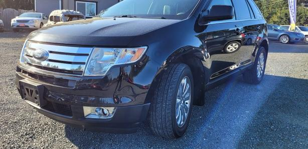 2008 AWD Ford Edge Black Creek Motors