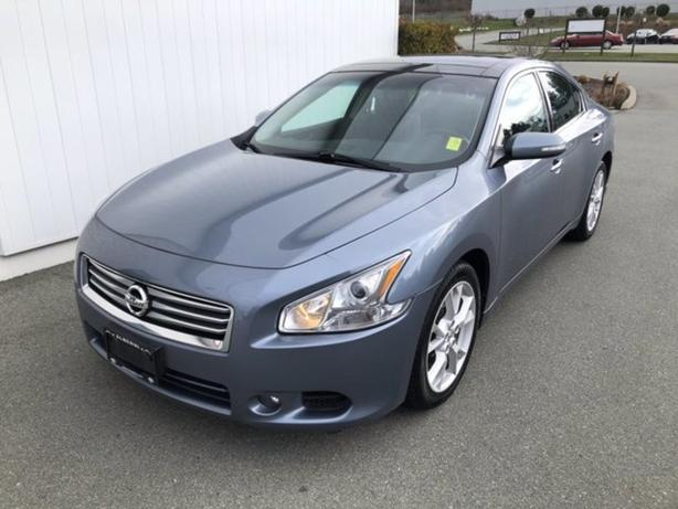 Pre-Owned 2012 Nissan Maxima 3.5 SV FWD 4dr Car