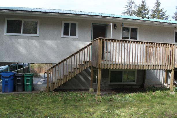 Roomy Side by Side Duplex Unit