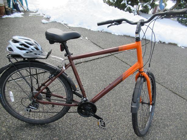 Marin Hybrid Bike