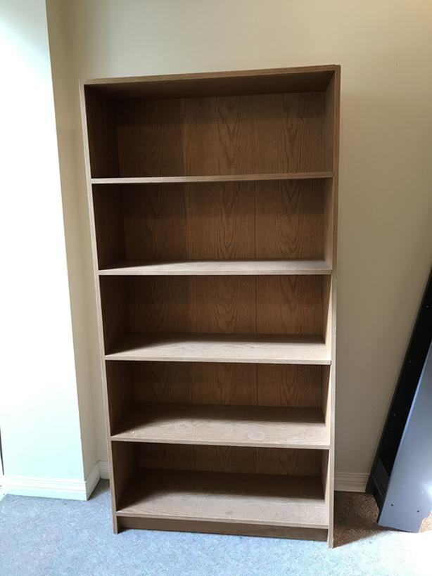 ON HOLD - bookcase - Good used condition