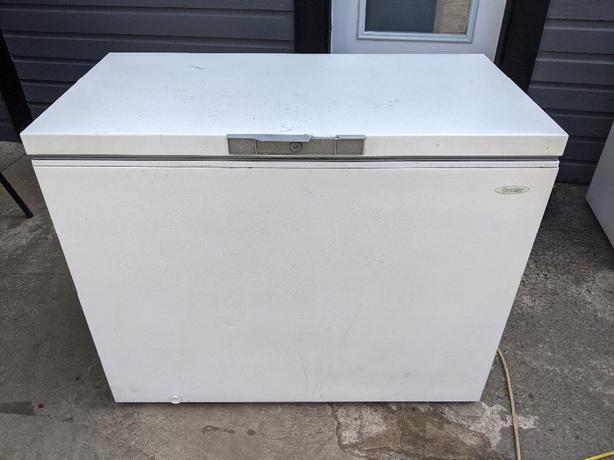 danby chest freezer