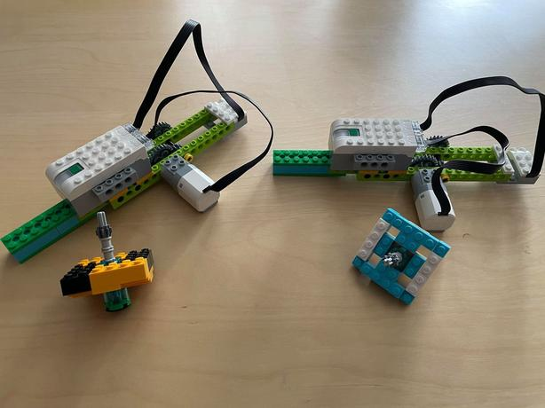8 Weeks of Lego Robotics (Tuesday's) - Ages 6-9