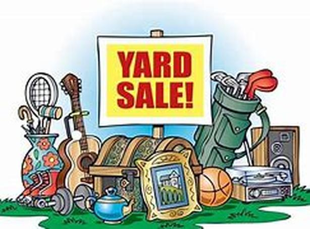Yard and Moving sale