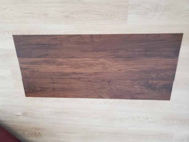 Brampton Walnut vinyl plank
