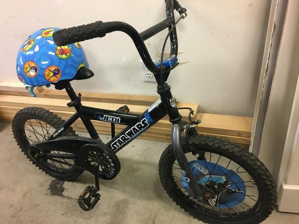 """16"""" Star Wars Stoneridge Cycle kid's bike"""