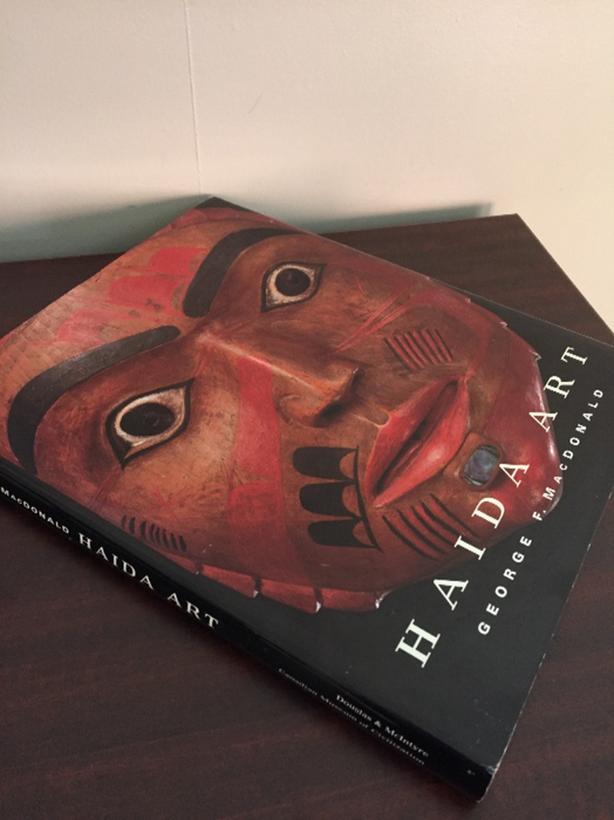 Haida Art - Hardcover Coffee Table Book