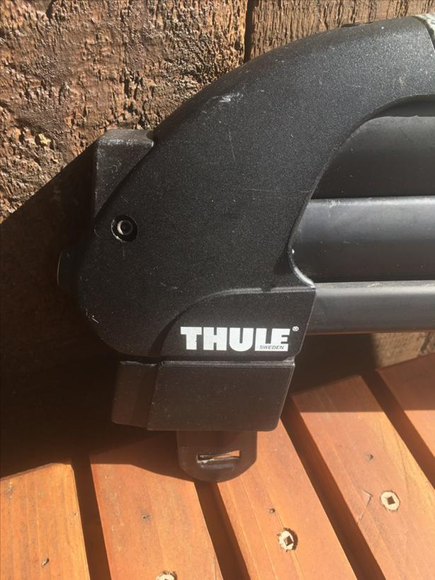 Thule Ski and Snowboard Rack