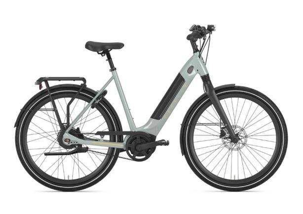 2021 Gazelle e-bike - almost new!