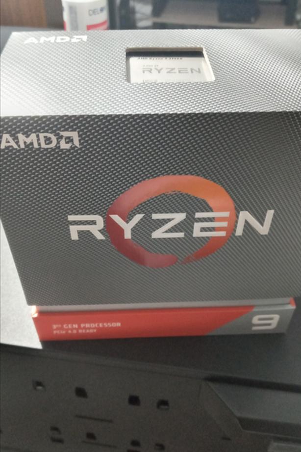 AMD Ryzen 9 3950X CPU Processor