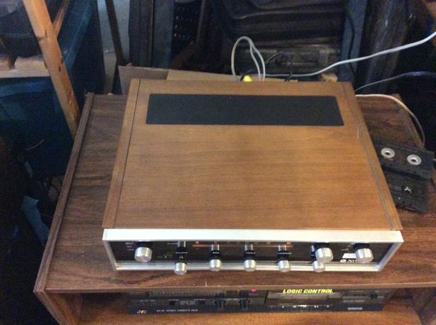 Classic JVC/Sony system