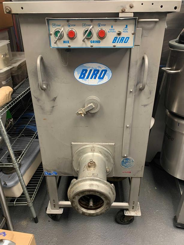 Biro Auto Feed Mixer Grinder
