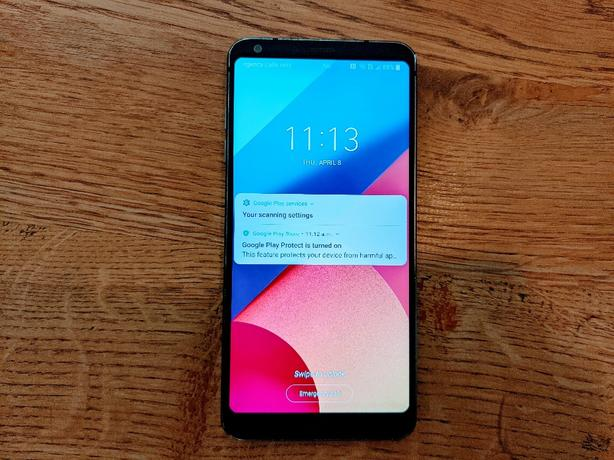 LG G6 phone - Android