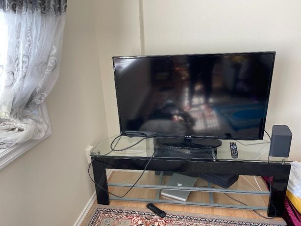 50 inch TV with