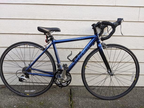 trek 1000 road bike 48-50cm