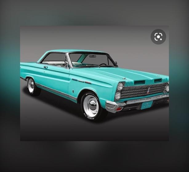 WANTED: WANTED: 1965 Comet Caliente