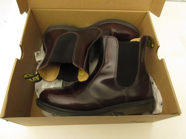 Dr. Martens Boots Flora Size 9 worn once