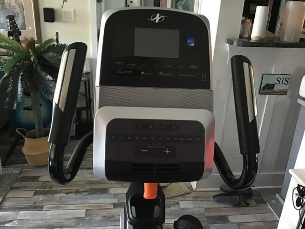 NordicTrack VR21 Recumbent Bike