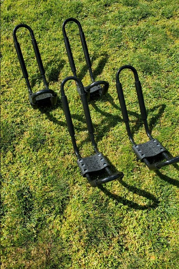 Dual Kayak rack